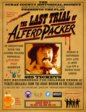 The Last Trail of Alferd Packer