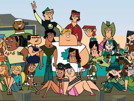 Total Drama Island - Part 1: The Review