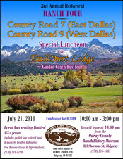 Guided Tour of County Roads 7 and 9