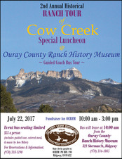 Guided Tour of Cow Creek