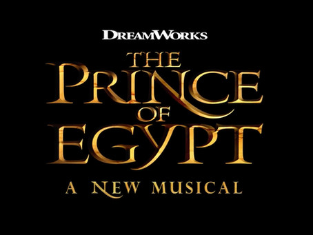 The Prince Of Egypt - Musical