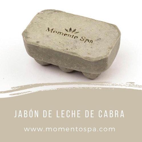 Set de 4 Jabones de Oliva, de Leche de Cabra y Arcilla