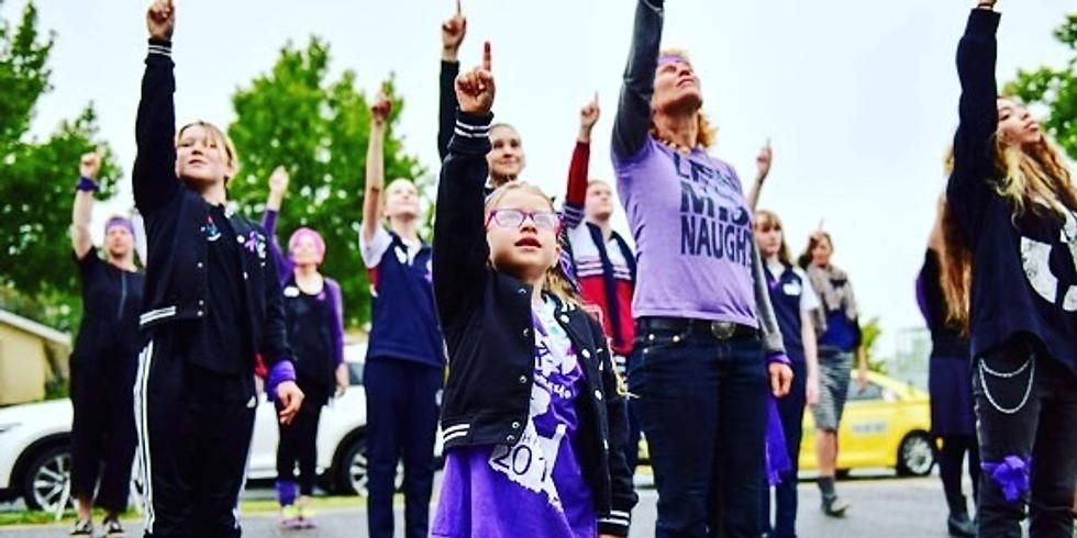 1 Billion Rising 'Break The Chain' Workshops
