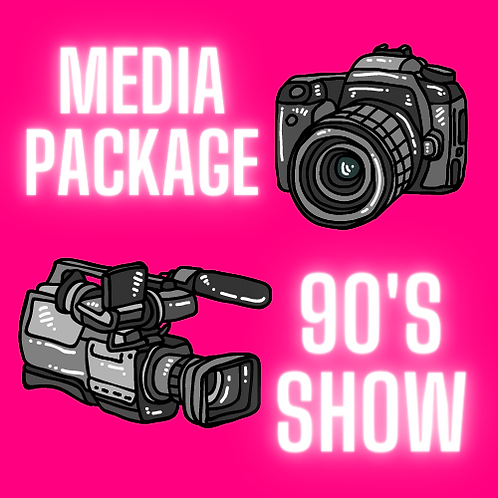 Family Media Package - 90s Show 2021