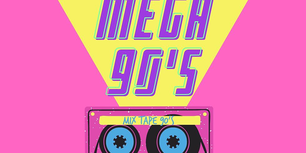 MEGA 90's Dance Party!