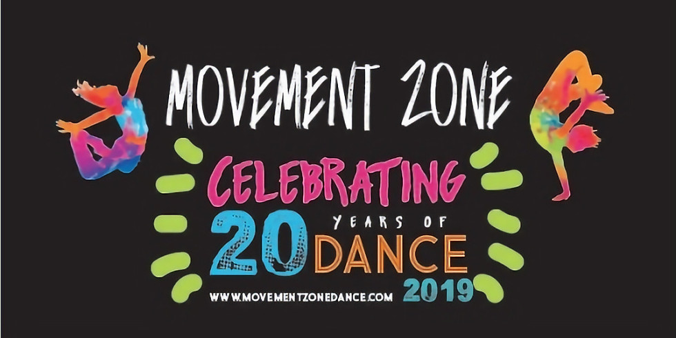 READY, SET, GLOW! MZ 20 Year Party!