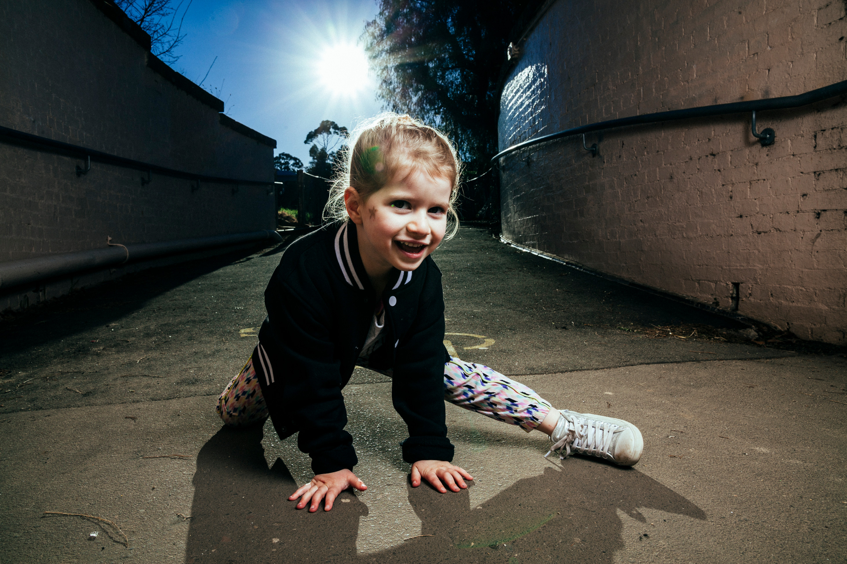 MINI FEET HIPHOP - Wed (ages 4-6)