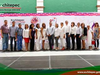 Busca Xochitepec, instalación de mercado artesanal