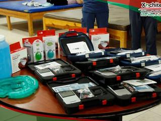 Adquiere la UBR de Xochitepec más equipamiento.