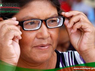Inicia DIF Xochitepec programa de entrega de lentes