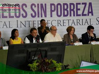 Xochitepec se une a cruzada contra el hambre