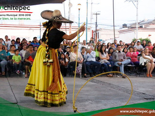 Festeja Xochitepec, Día Internacional de la Danza