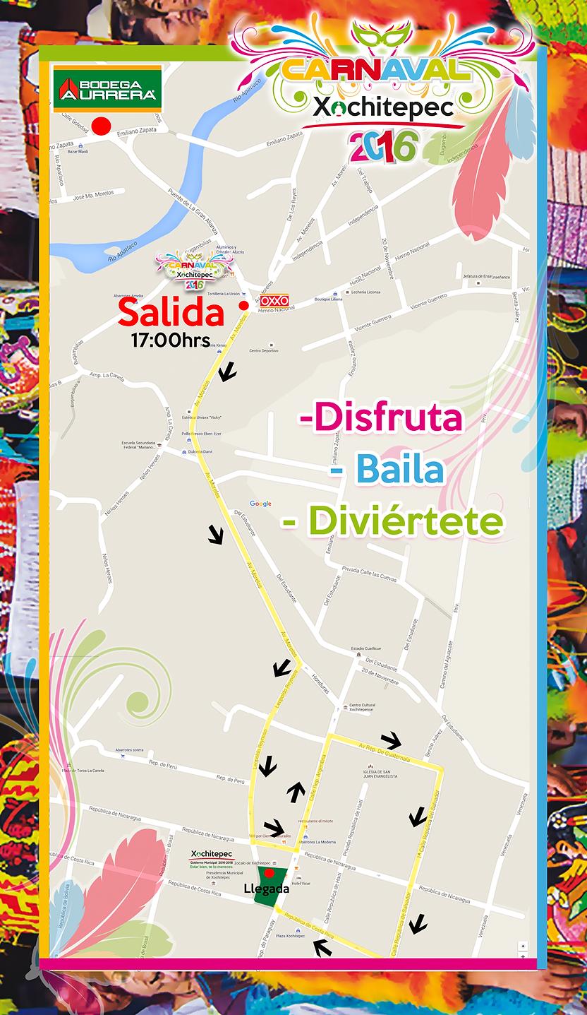 Carnaval Xochitepec 2016