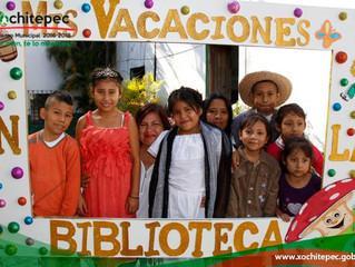 Clausuran curso de verano en Xochitepec