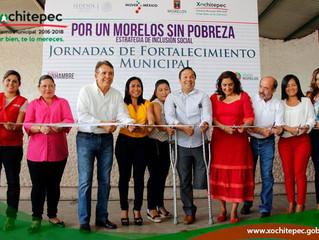 No. 45 Trabaja Xochitepec por inclusión social