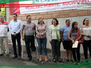 Xochitepec tendrá nuevos y mejores accesos