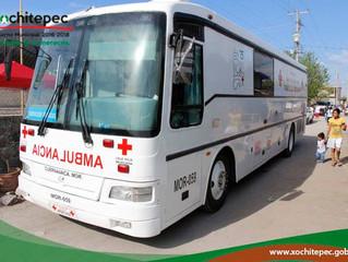 No. 38 - Llegan jornadas de salud a Xochitepec