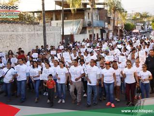 Día Internacional de la Mujer – Caminata por la Paz