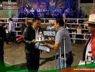 Celebra Xochitepec, intenso torneo de presidentes