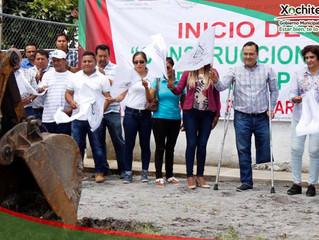 Inicia en Xochitepec Obra para mejorar el abasto de agua.