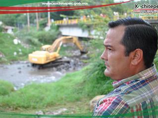 Operativo de protección civil por temporada de lluvias