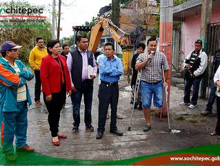 Anuncia Xochitepec inversión en obra pública de más de 60 mdp