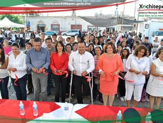 Inicia jornada de prevención de la violencia contra la mujer en xochitepec.