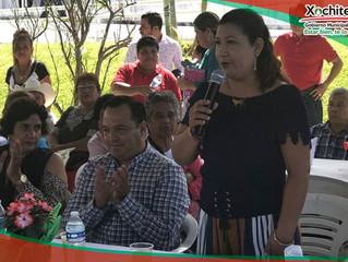 Día del adulto mayor en Xochitepec