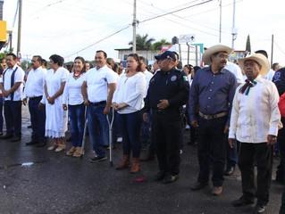 Así se vivió el tradicional Desfile Cívico de este 16 de septiembre.