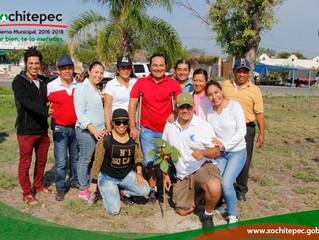 Conmemoran Día Mundial del Medio Ambiente con reforestación