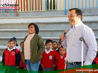 Cumple Alberto Sánchez compromisos
