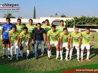 Da Alberto Sánchez patada inaugural de Torneo Xochitepec