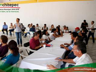 Inician talleres de salud en Xochitepec