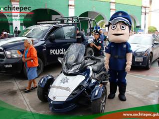 """Xochitepec, sede de Feria """"Socializando la prevención del delito"""""""