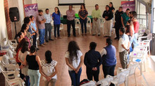 Reciben trabajadores municipales cursos de sensibilización y perspectiva de género.