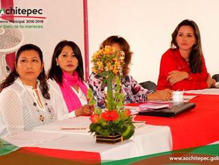 Xochitepec contra la violencia