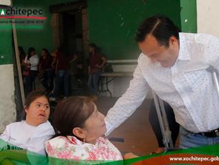 Conmemoran Día Internacional de la Discapacidad