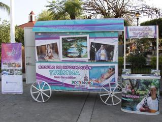 """Promoción turística """"Xochitepec Llena Tus Sentidos"""""""