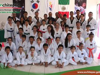 Entregan certificados Internacionales de Kukkiwon
