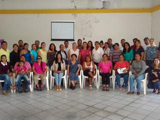 Continúan talleres con perspectiva de género para servidores públicos municipales.