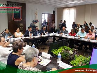 Segunda sesión de trabajo de la Comisión Estatal para la Prevención de la Violencia de Género contra
