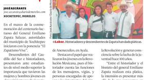 El Zapatismo Vive