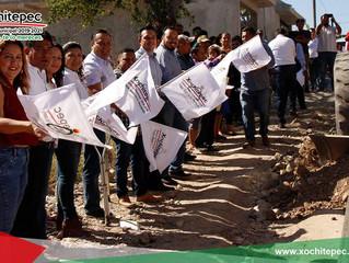 Arrancan importantes obras de infraestructura en Xochitepec