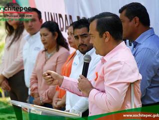 Inician trabajos de remodelación en Unidad Deportiva