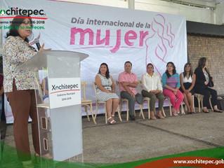 """Llaman a mujeres de Xochitepec a """"construir"""" su vida"""