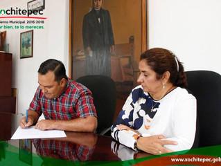 Avanza proyección de obras en Xochitepec
