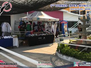 1er Intermunicipal de Taekwondo en Xochitepec.