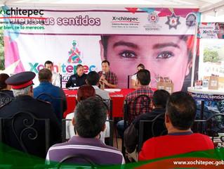 Lanza Xochitepec, operativo de seguridad y turístico para Semana Santa
