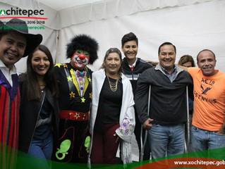 Arranca teatro del pueblo en Feria de Reyes 2017