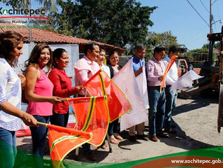 Arrancan obras integrales en colonias del municipio